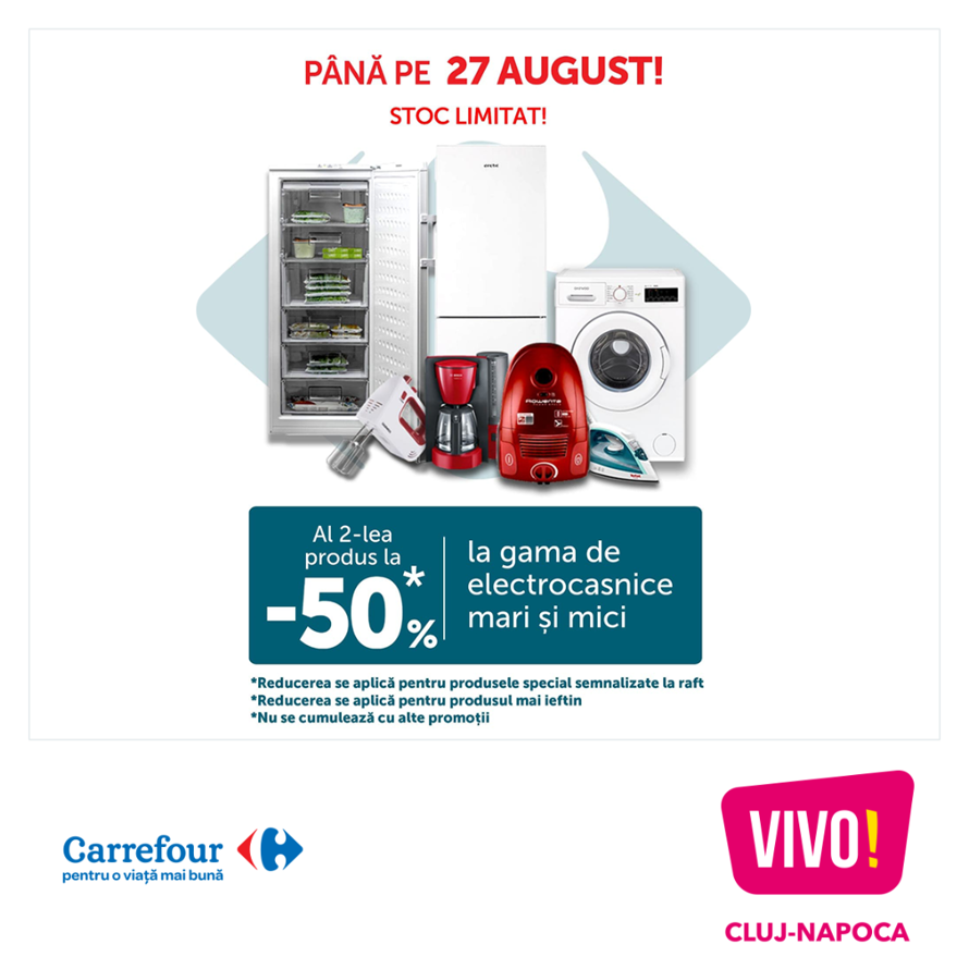 Carrefour Promotions   Special Offers   VIVO! Cluj-Napoca