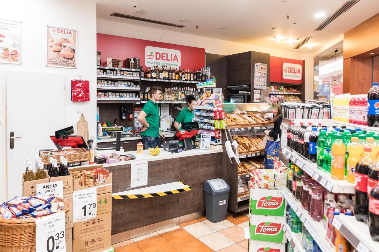 938ebedd3 Delia Foods | Obchody | Polus City Center