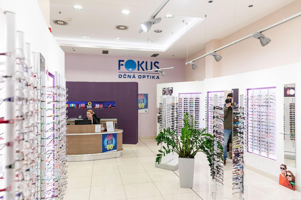 c9e6e5314 Fokus - očná optika | Shops | Polus City Center