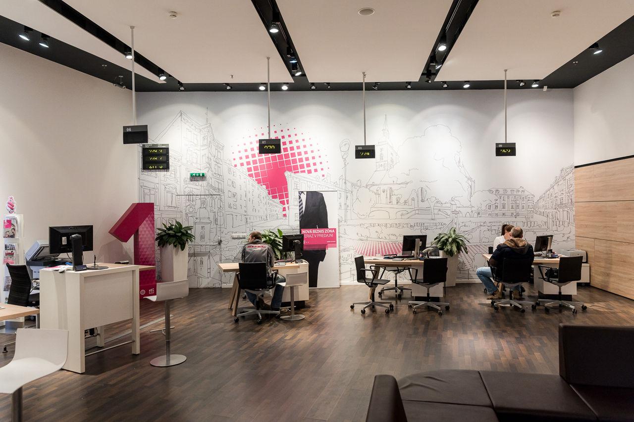 15267d5c2 Telekom Centrum   Shops   Polus City Center
