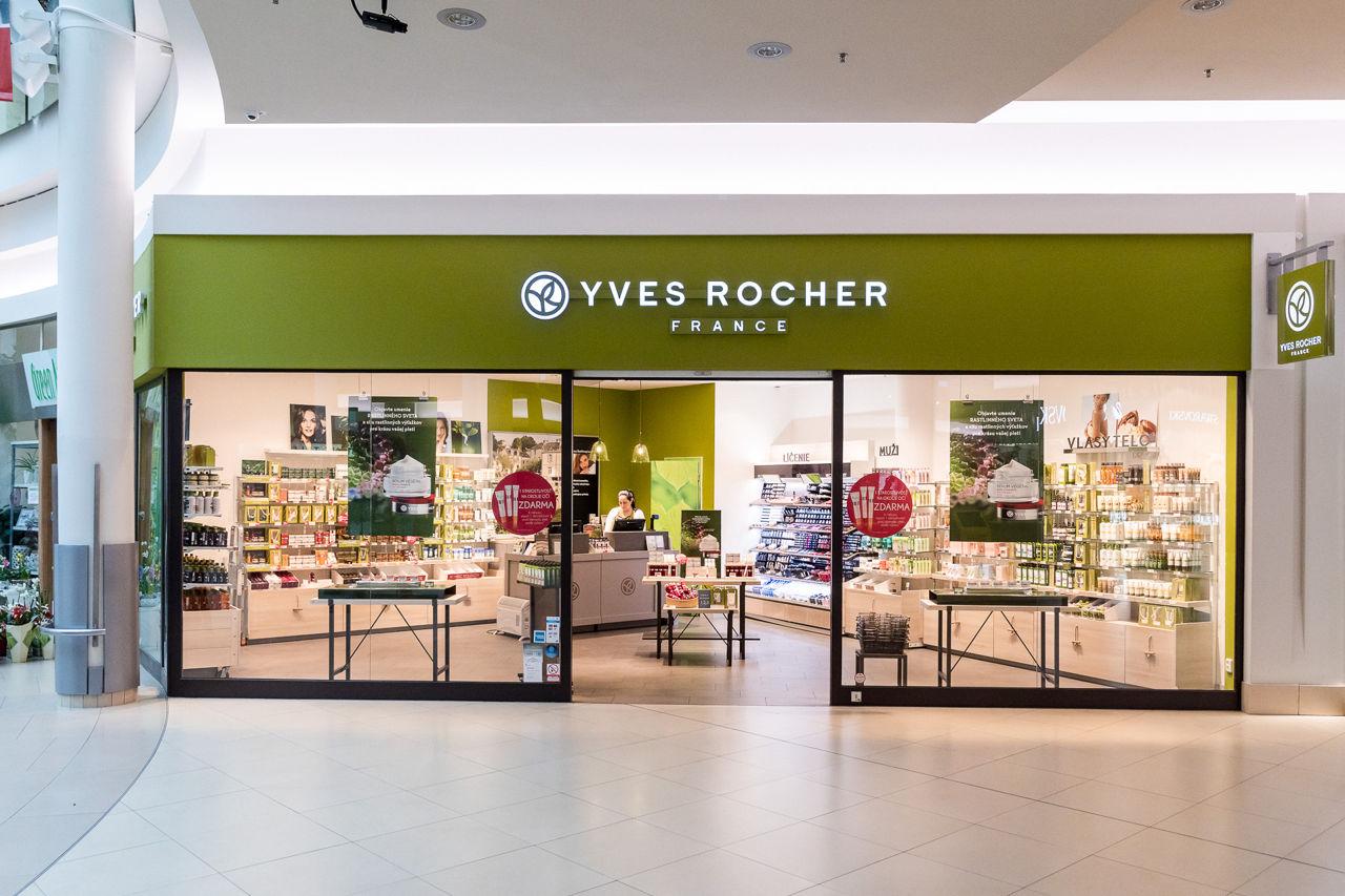 Yves Rocher   Shops   Polus City Center