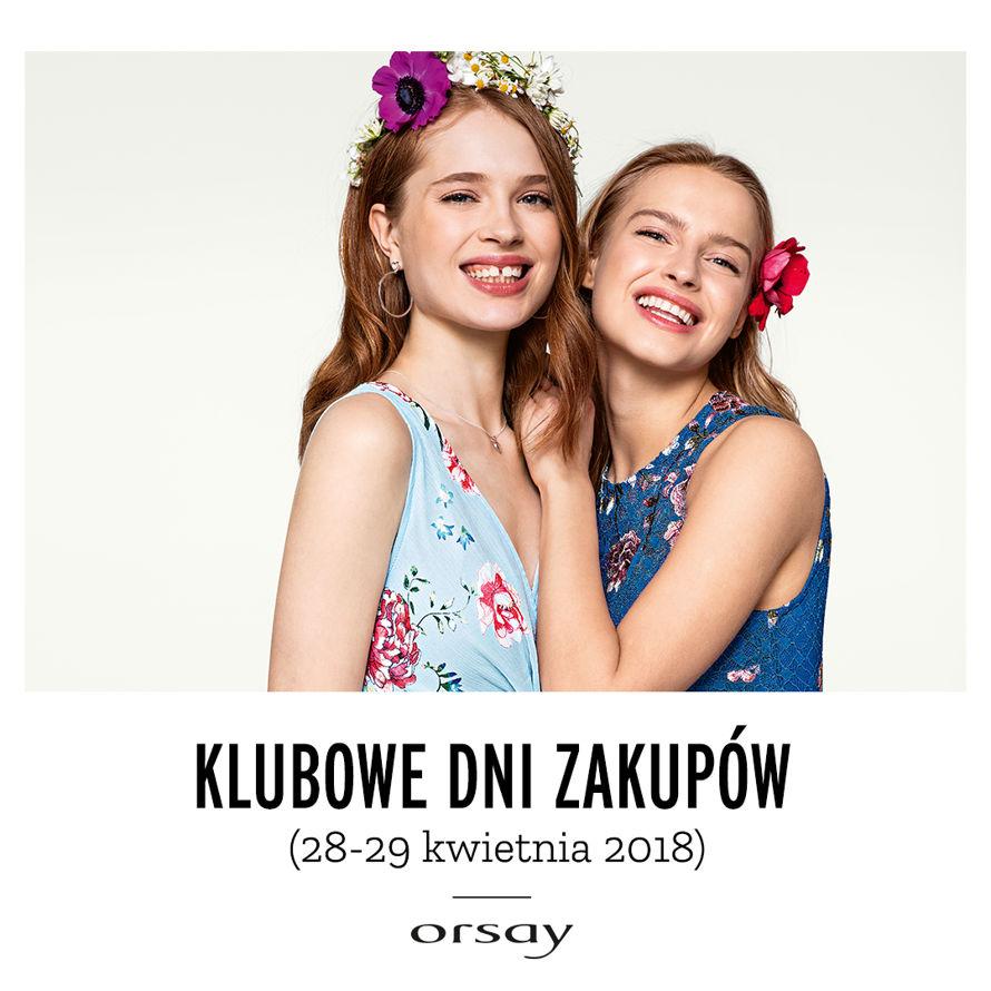 Oferta Orsay Oferty Tarasy Zamkowe