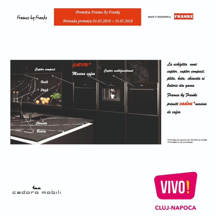 Cadoro Mobili; Frames by franke | Special Offers | VIVO ...